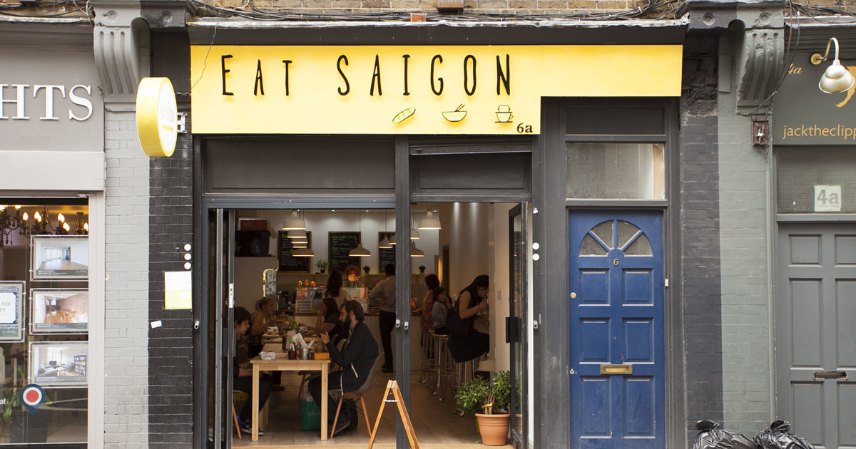 On the Grid : Eat Saigon