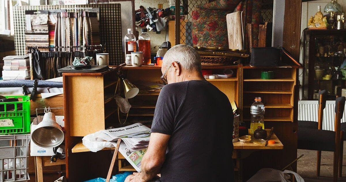 On the Grid : The Vintage Workshop