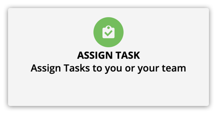 the assign task element