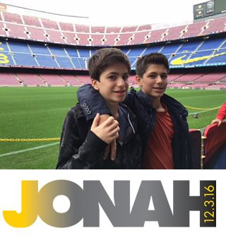 Jonah's Mitzvah Project - Running For Brain Tumor Research