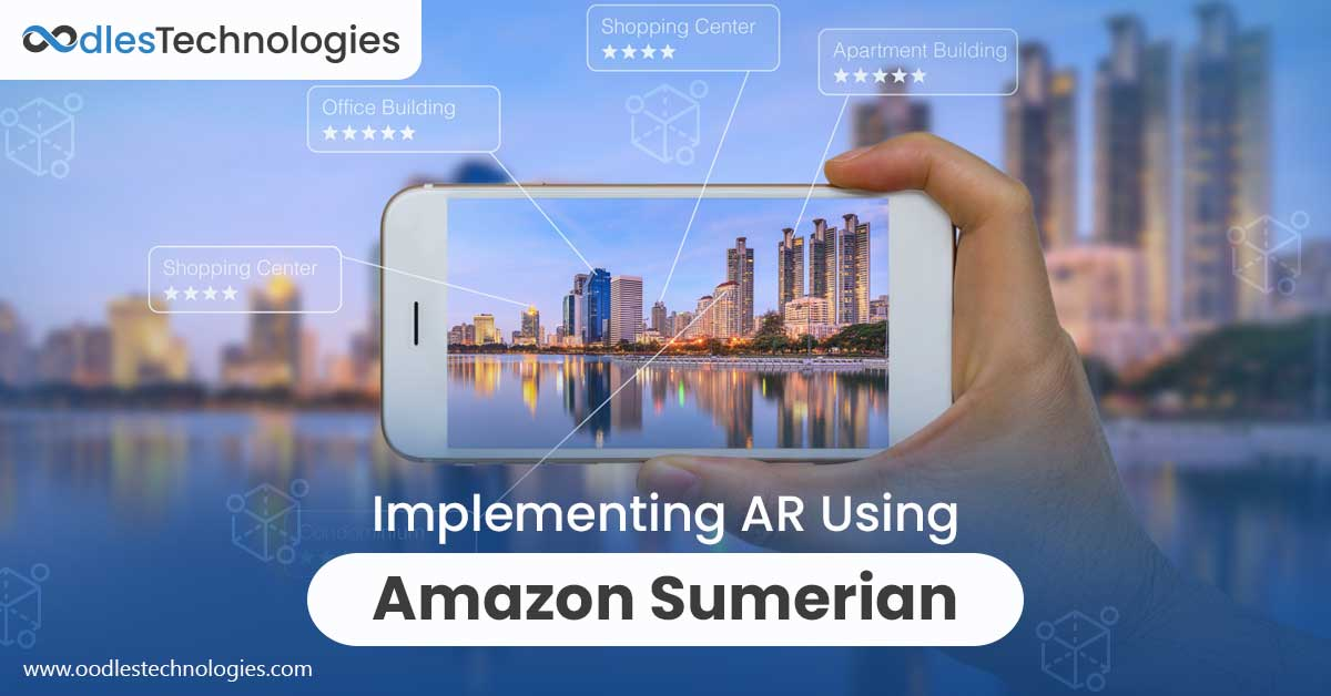 Simplifying AR Implementation Using Amazon Sumerian