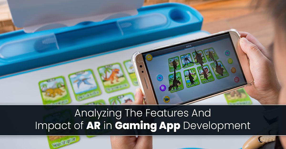 AR Game App Development Services