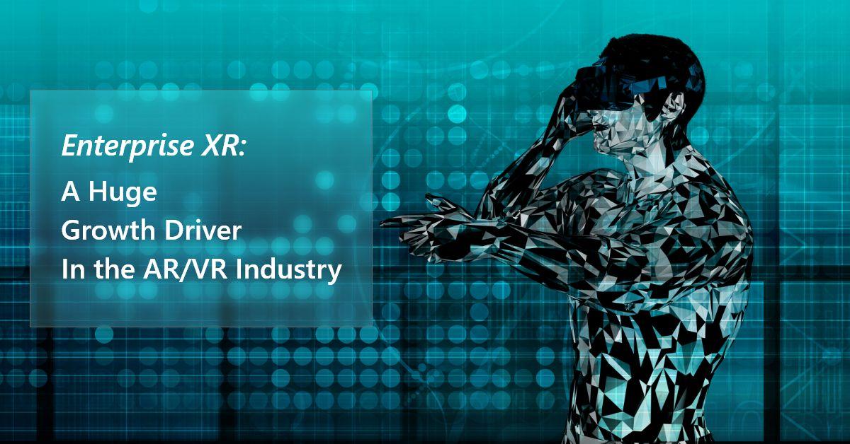 Enterprise XR and AR/VR App Development