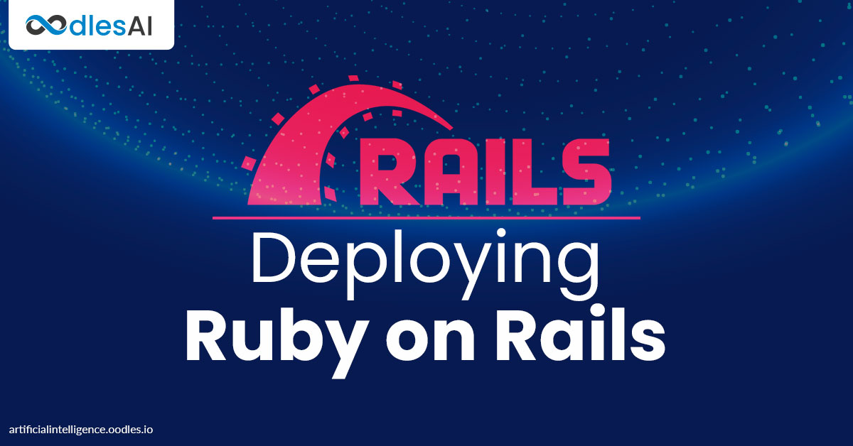 Deploy Ruby On Rails Web Application