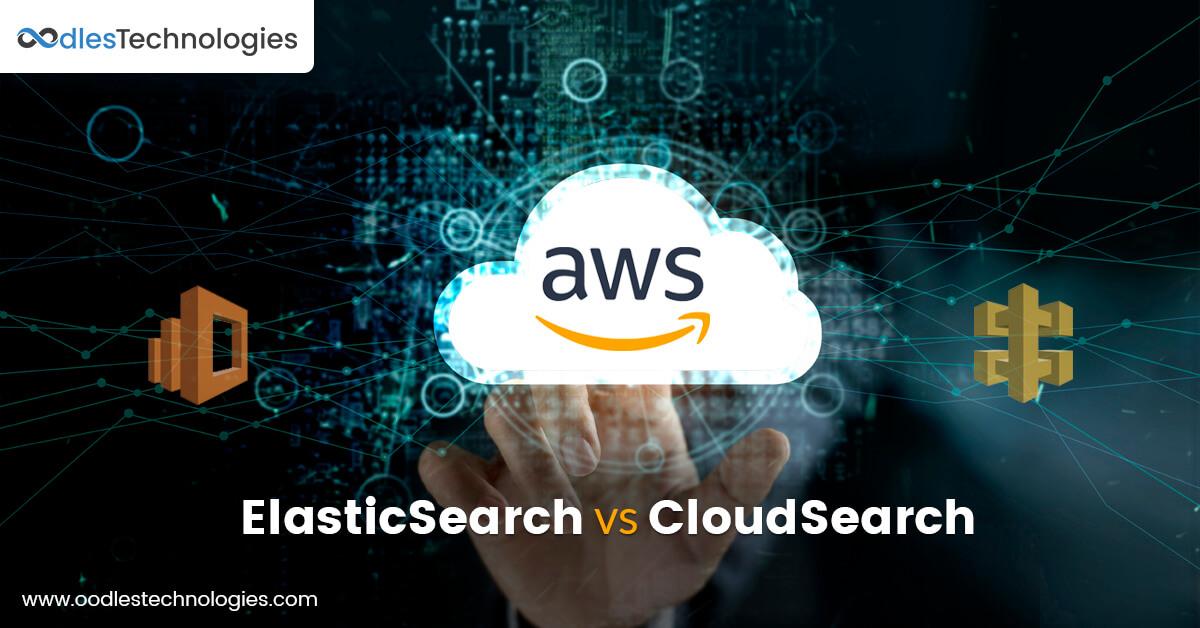 AWS ElasticSearch vs AWS CloudSearch