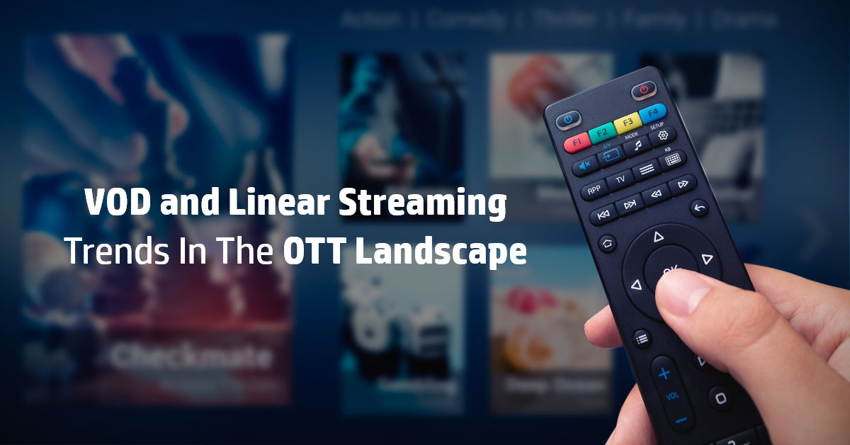 VOD and OTT Streaming Services
