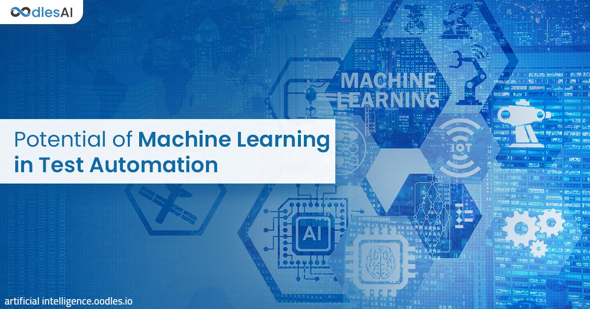 Potential of Machine Learning in Test Automation