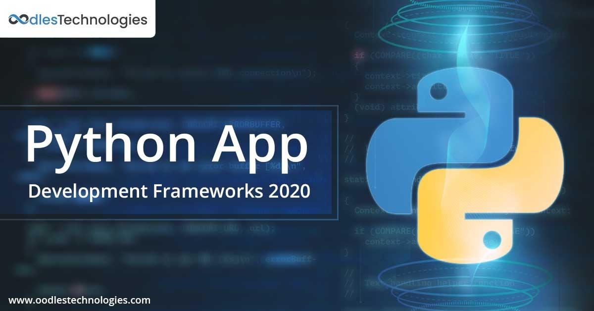 Python app development