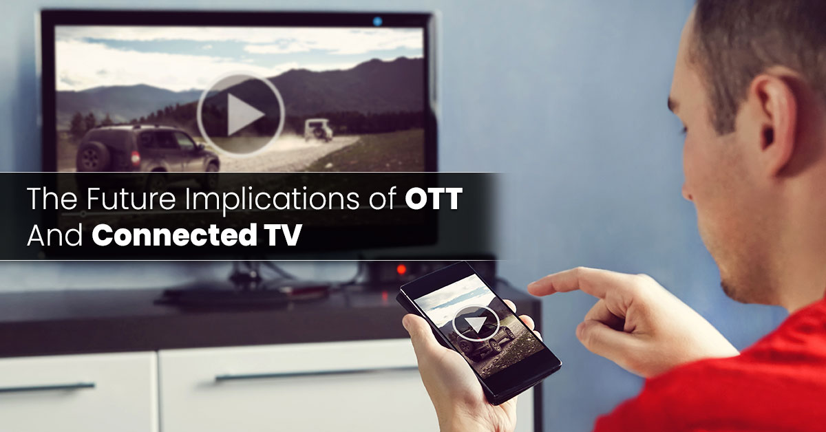 Connected TV and OTT App Development Services