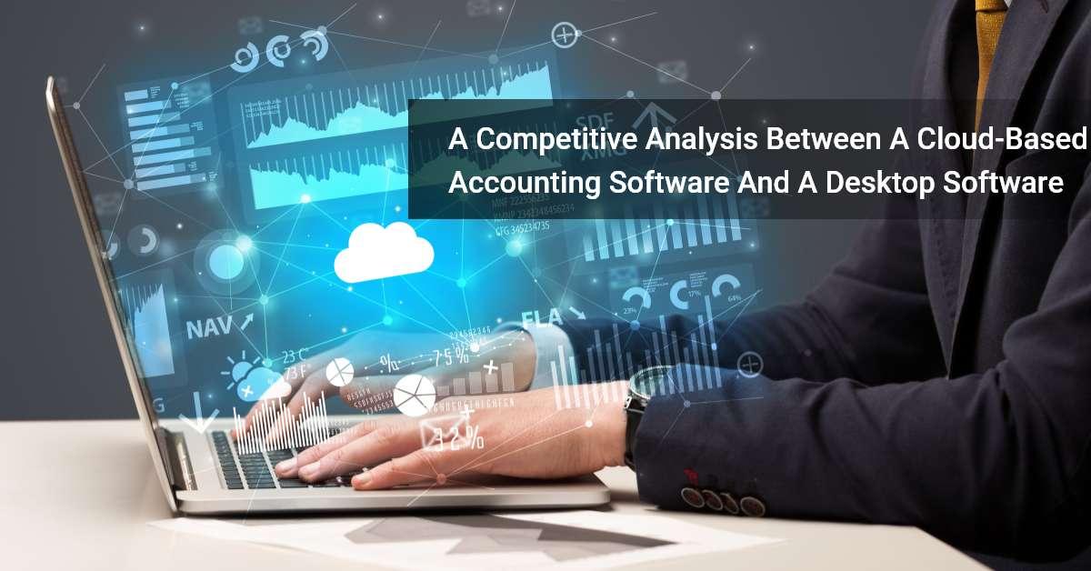 Accounting cloud software development