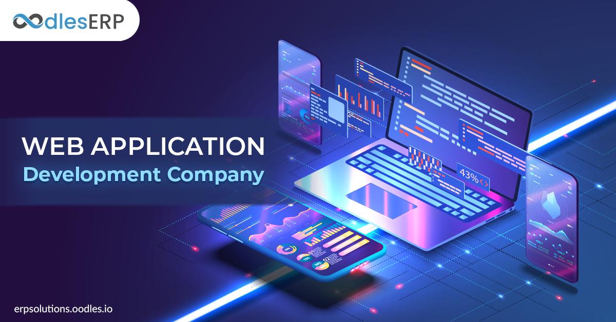 Best Web Application Development Company in 2021