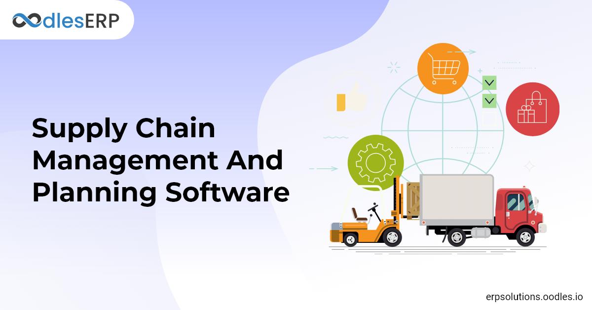 SCM development services