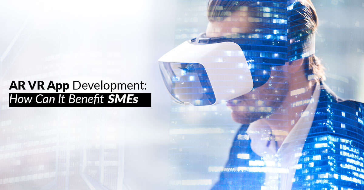 AR VR App development services