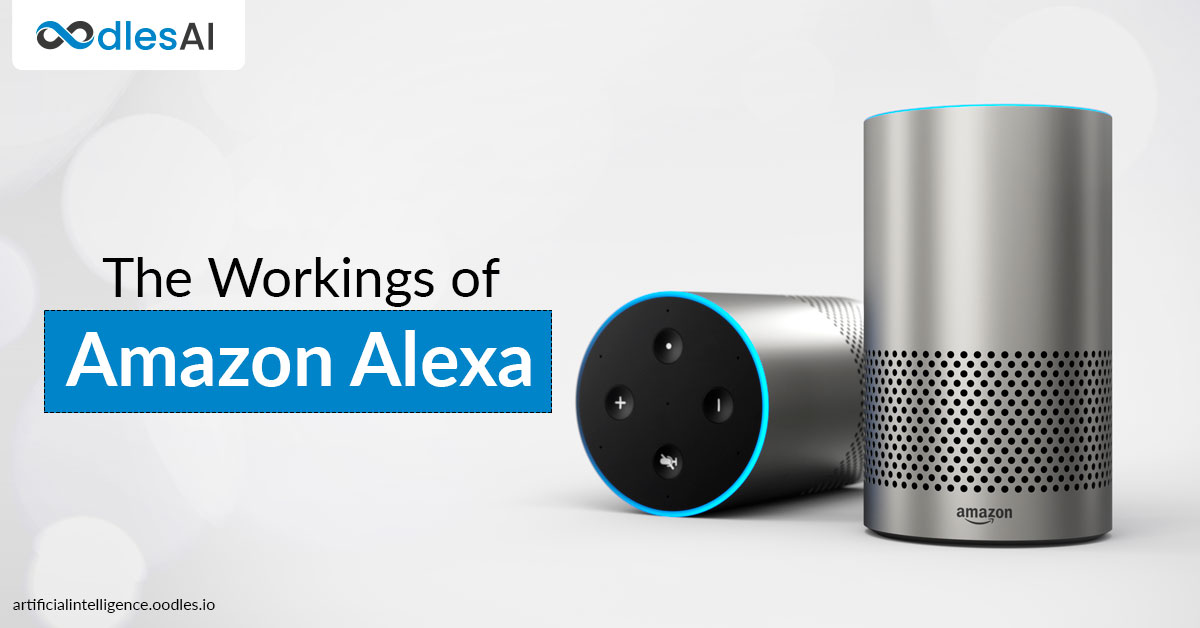 Workings of Amazon Alexa for Business Use Cases