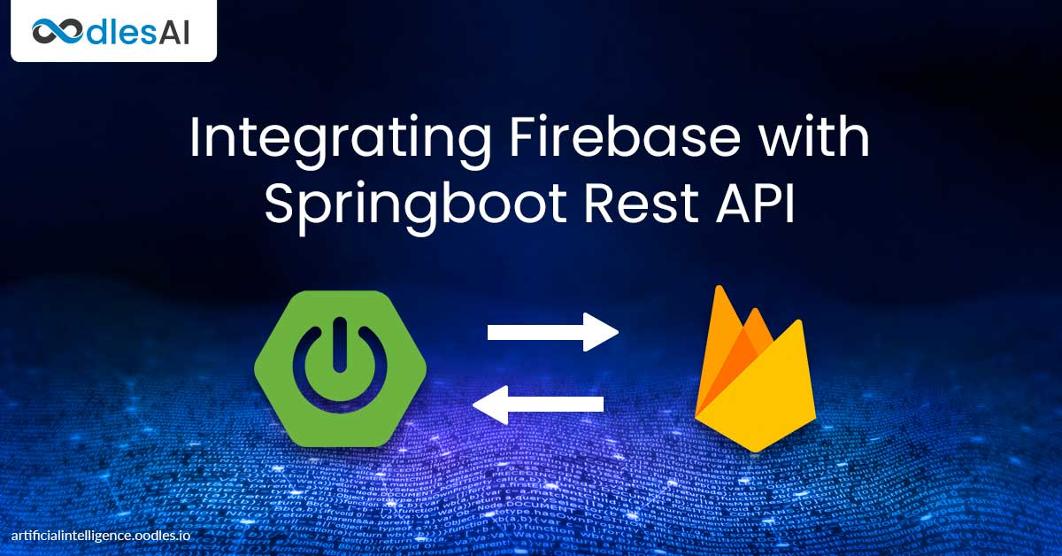 Integrating Firebase with Springboot Rest API