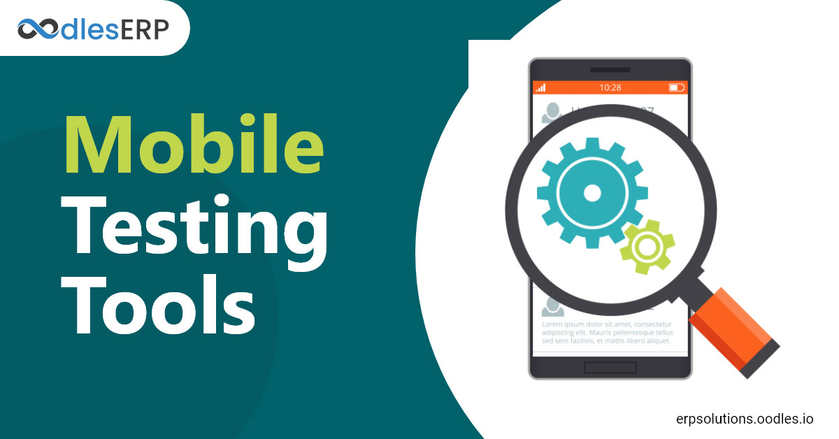 Tools for Mobile Testing
