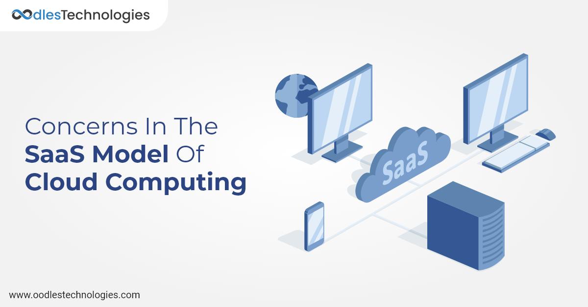 SaaS Model of Cloud Computing
