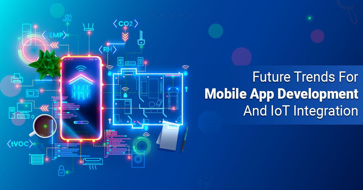 IoT Mobile App Development Services