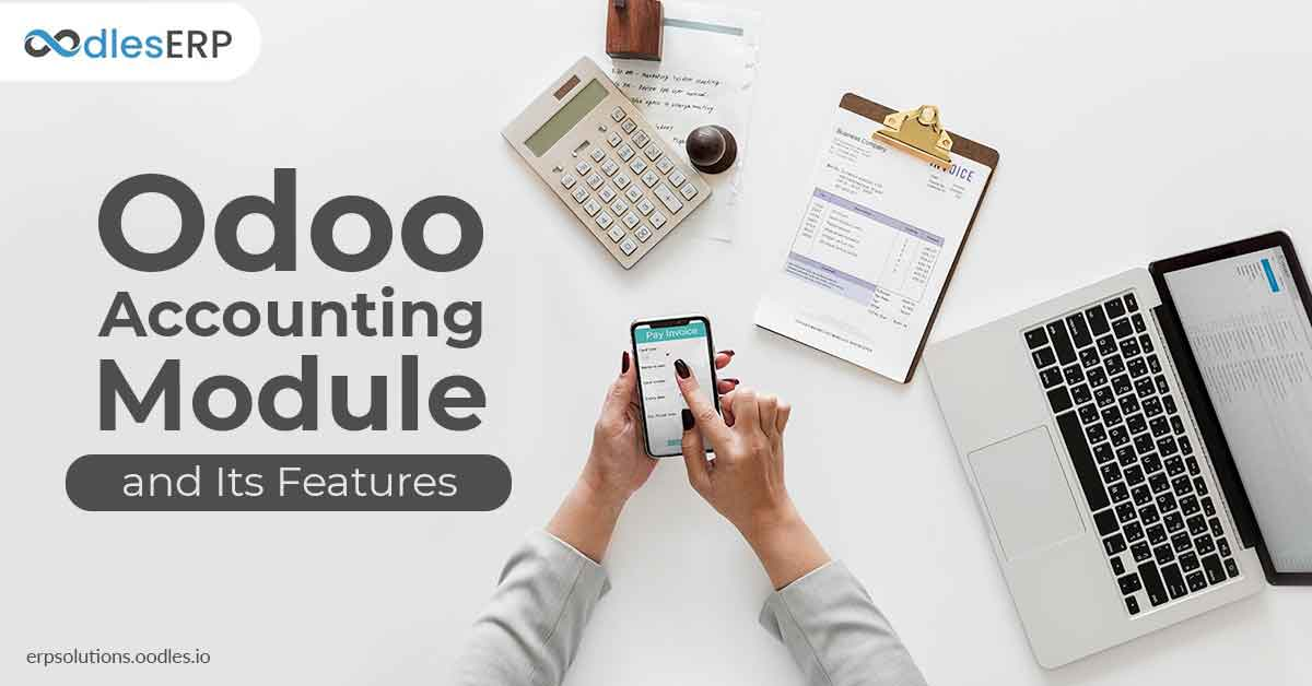 Odoo accounting module development services