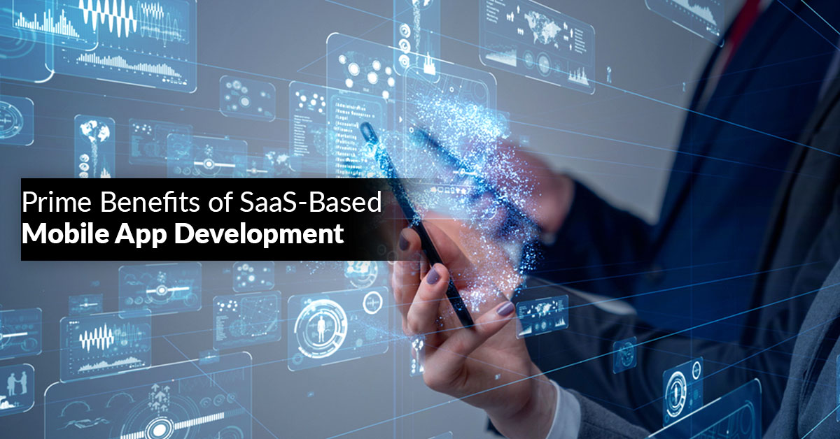 SaaS Mobile App Development Services