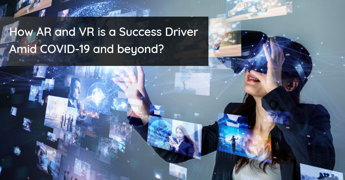 AR VR app development