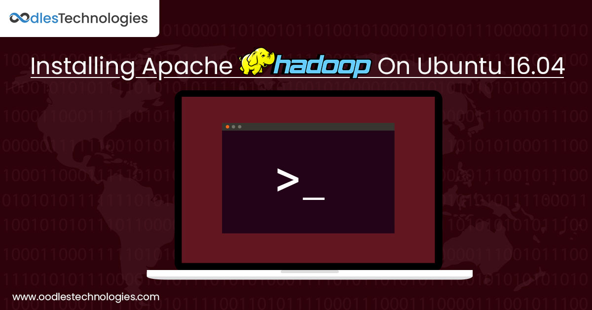 Installing Hadoop On Ubuntu