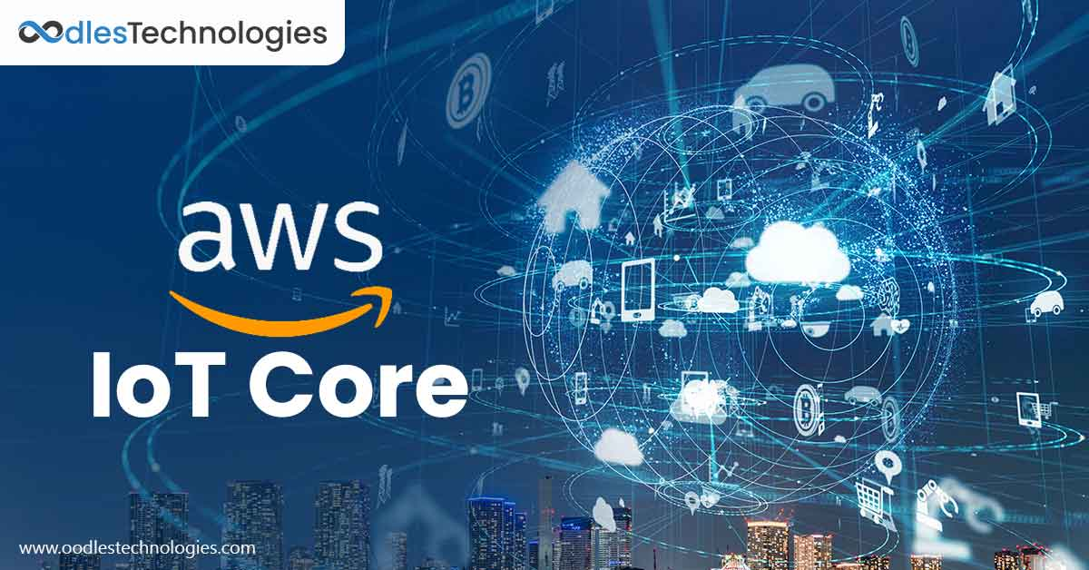 AWS IoT Core development services