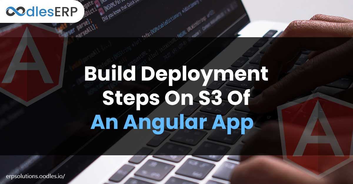 angualr app automated build deployment on s3