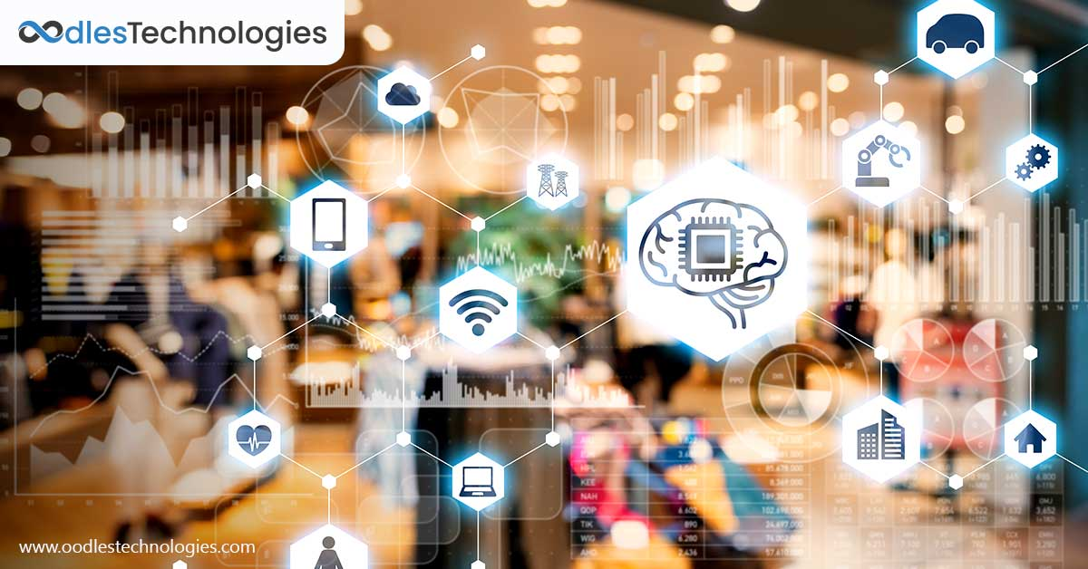 The Future of Retail With The Internet of Things