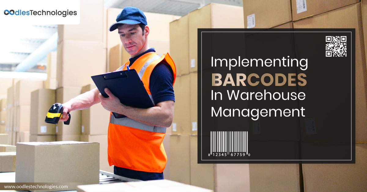 Implementing Barcodes To Streamline Warehouse Management