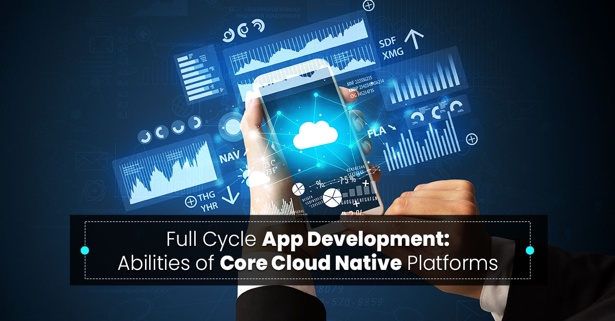 Cloud computing and mobile app development services