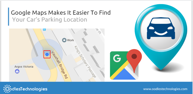 New Car Parking Feature Google Maps