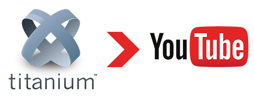 Upload or share video on youtube in Appcelerator Titanium