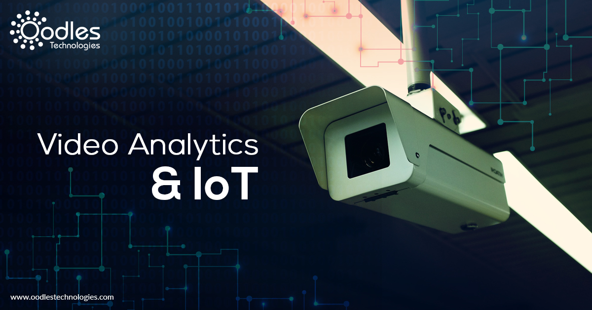 Combination Of Video Analytics Technology And IoT