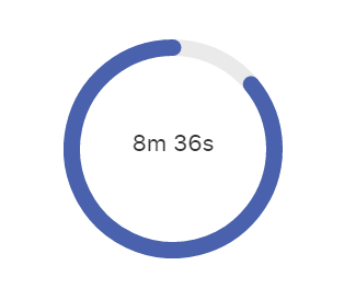 Countdown Timer in AngularJS using SVG