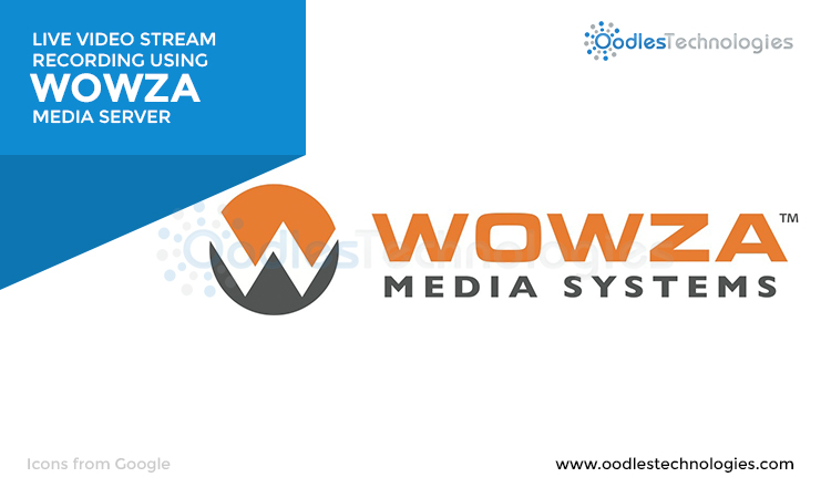 Live Video Recording using WOWZA