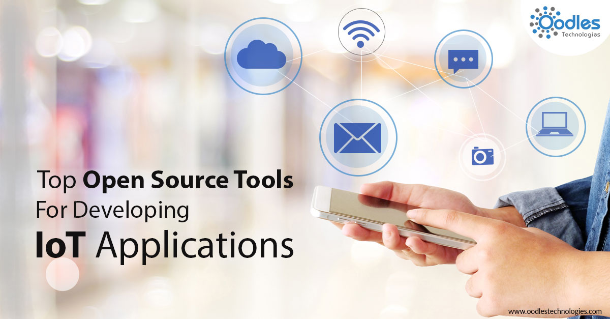 open source tools for IoT application