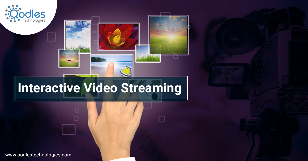 Interactive Video Streaming