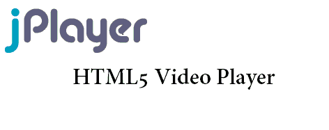 jPlayer:A HTML5 video player