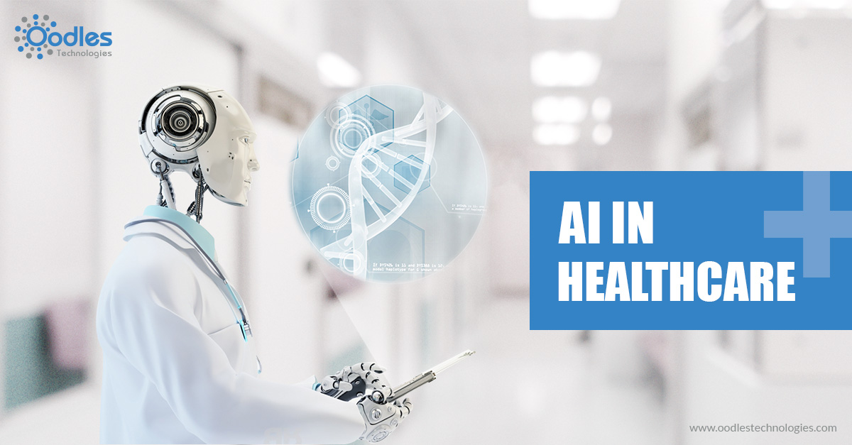AI applications for healthcare