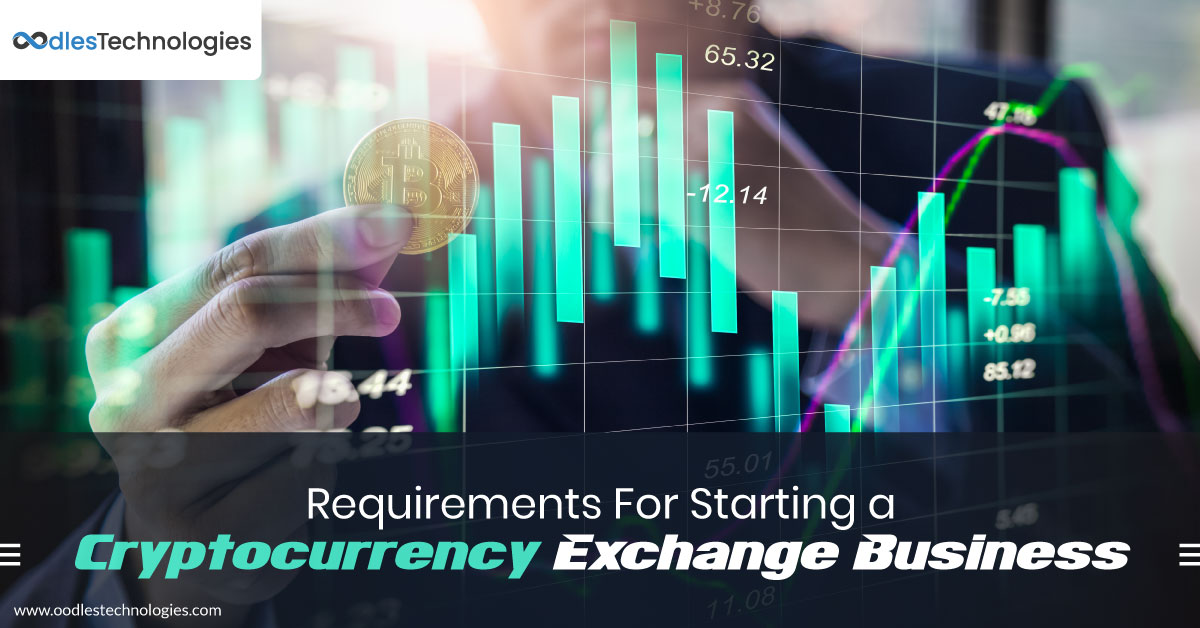 Requirements For Starting a Cryptocurrency Exchange Business