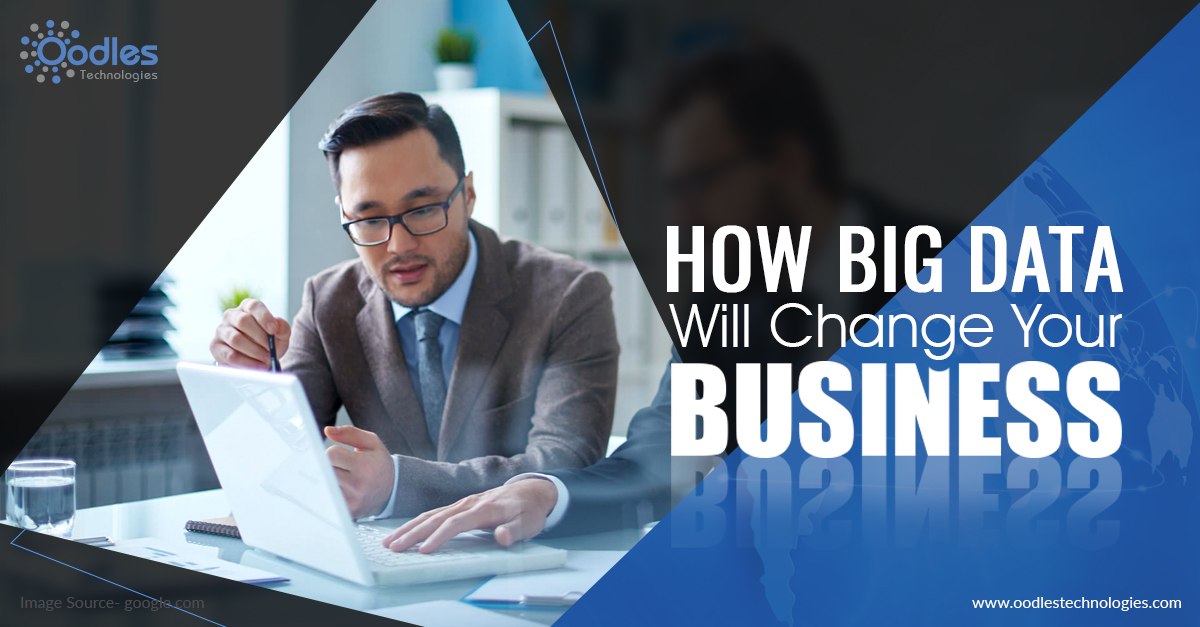 big data changes your business