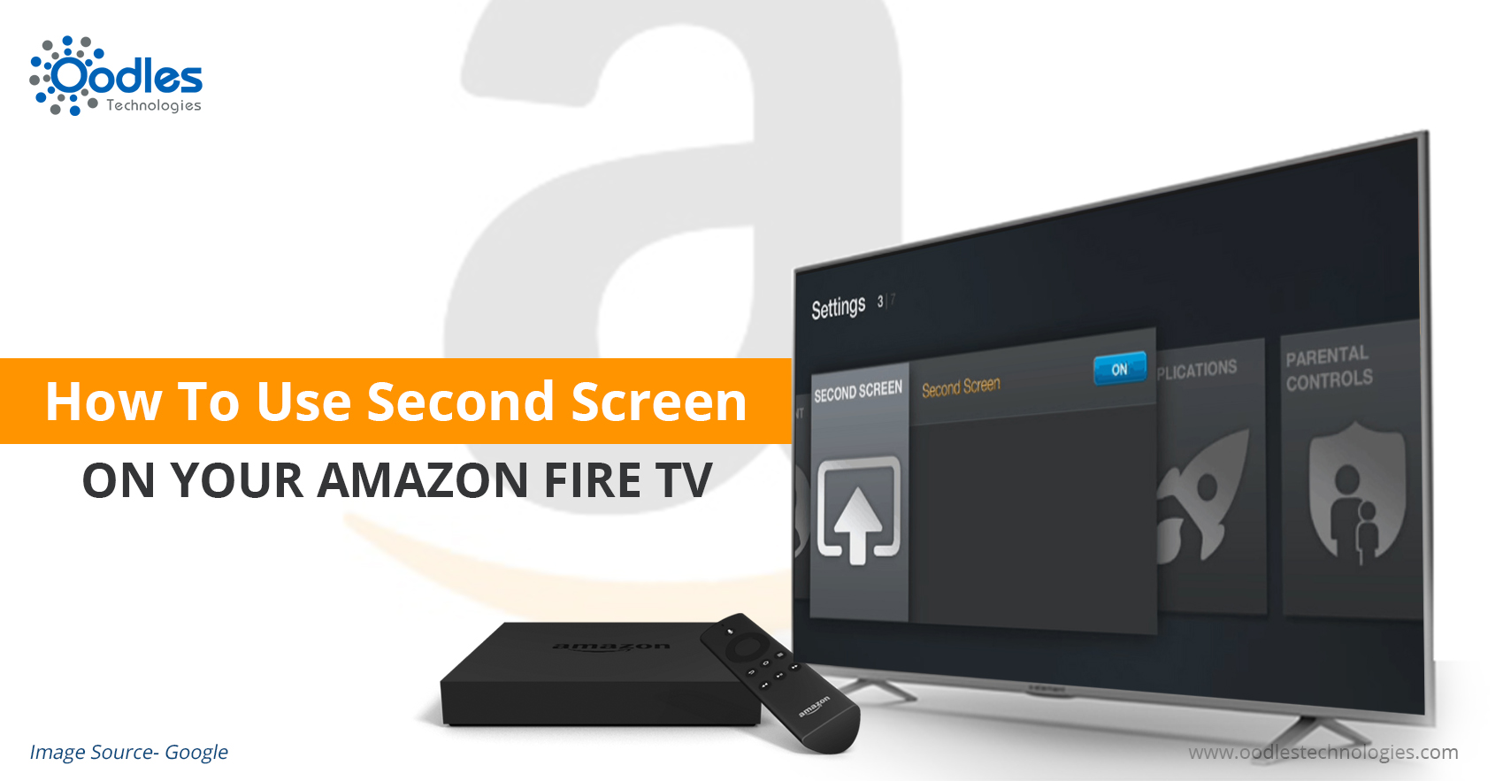 How To Use Second Screen On Your Amazon Fire TV