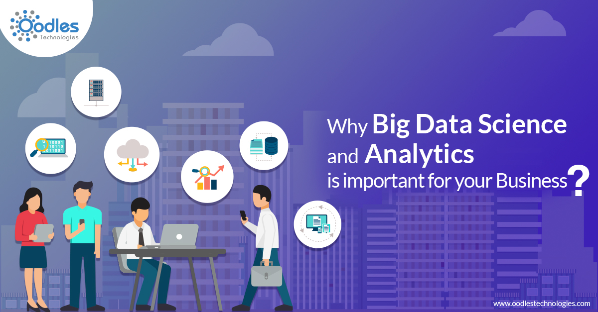 Big data and Analytics is important