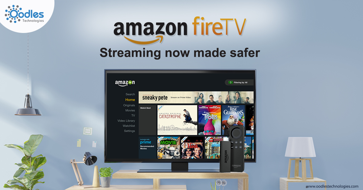 Streaming becomes safer