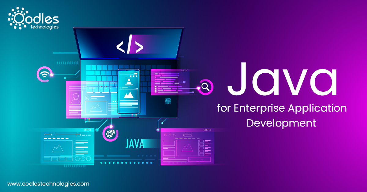 Java for Enterprise App Development