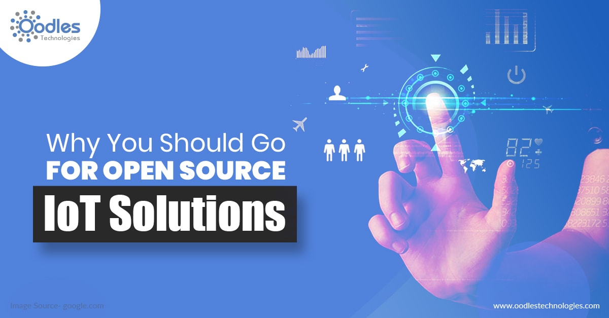 Why You Should Go For Open Source IoT Solutions