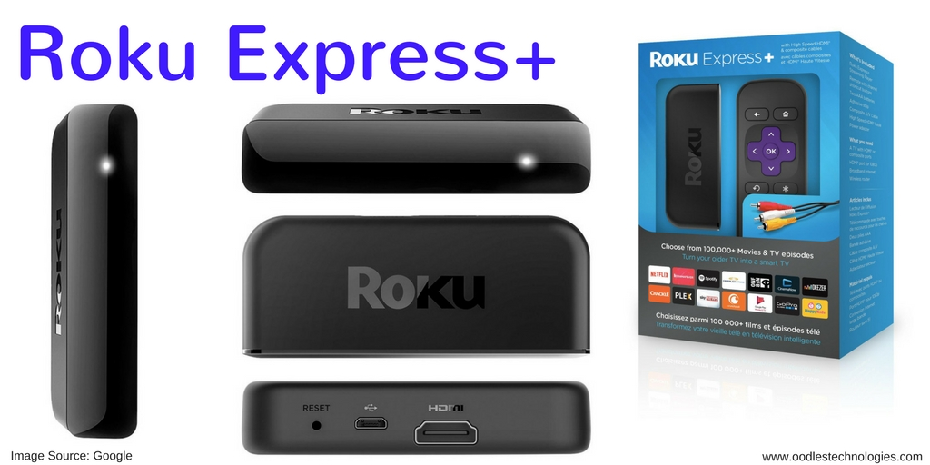 Roku Express Plus