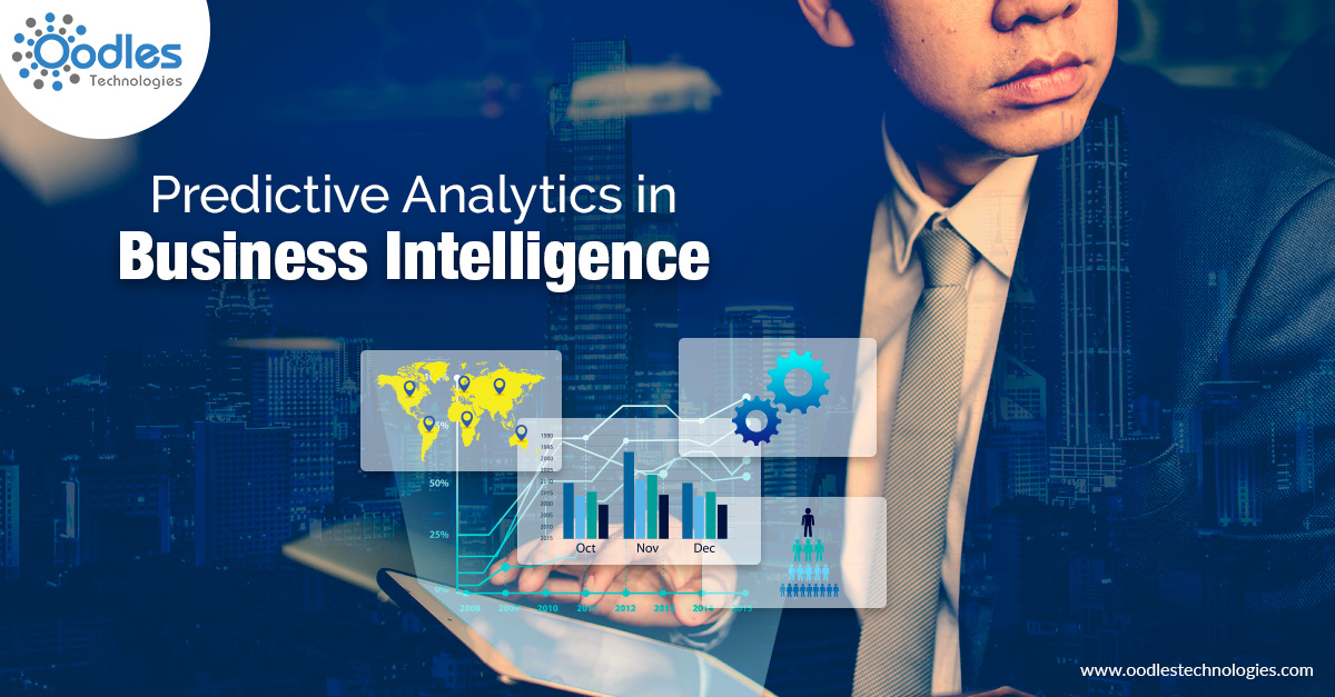 Predictive analytics in business intelligence