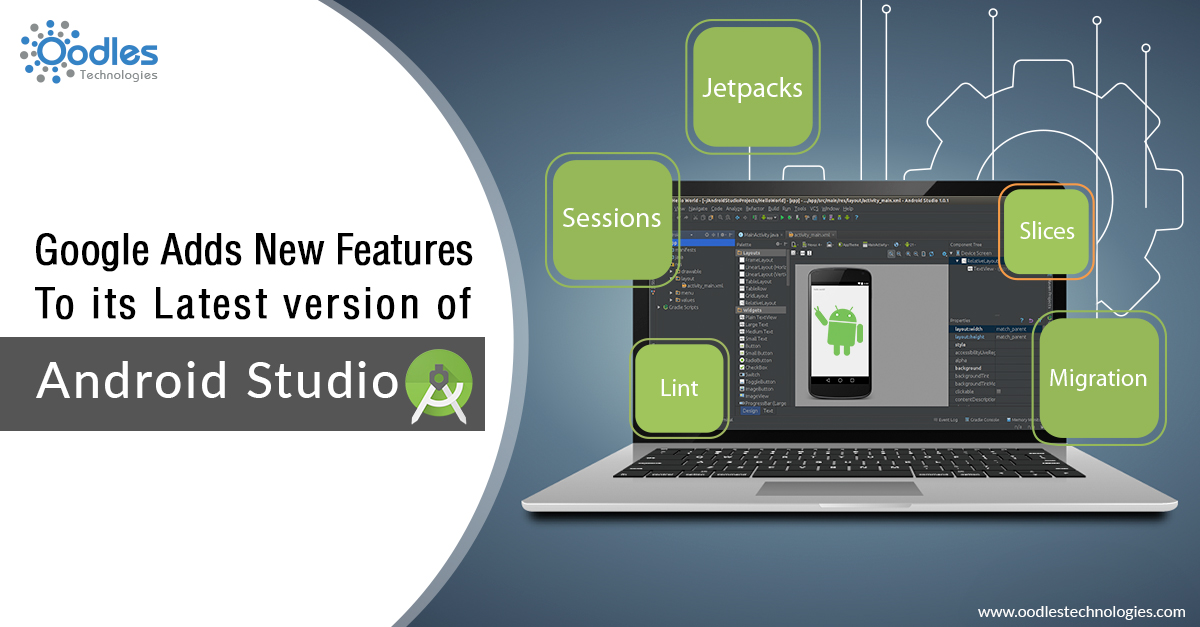 Google Adds New Features To Its Latest version of Android Studio
